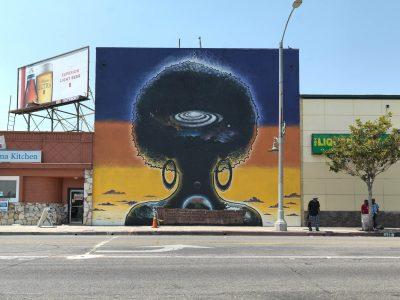 Los Angeles se mira en el espejo de su arte callejero