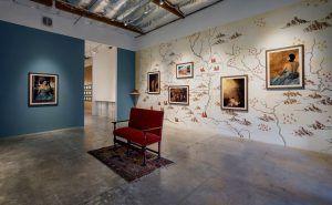 """The Bone-Grass Boy: The Secret Banks of the Conejos River"" at Luis De Jesus Los Angeles, 2017"