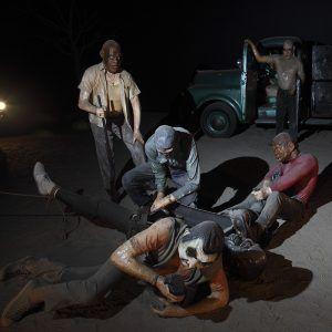 From Postcards to Plaster Casts: The Image of Lynching in Kienholz's Five Car Stud.