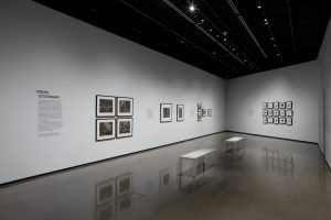 Installation view at Broad Art Museum