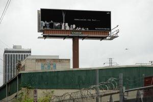 a billboard in nashville