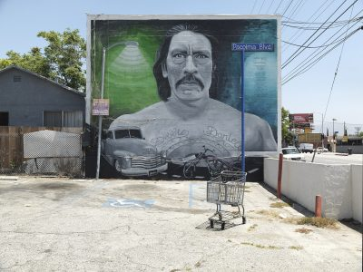 Surface Tension by Ken Gonzales-Day: Murals, Signs, and Mark-Making in LA.