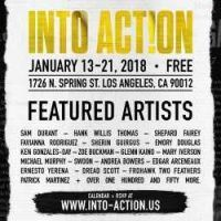 'Into Action' festival blends art, music and social justice; a 'momentum builder' for sparking activism