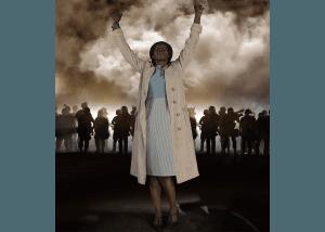 Hands Up (Ferguson, MO, 2014)