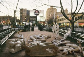 Ten Queer Reimaginings of New York's 'Gay Liberation Monument'