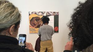 Abstracting the savaged body of Emmett Till