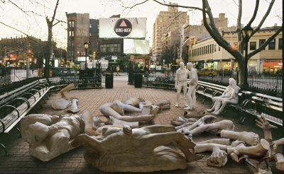 Does NYC's 'Gay Liberation' Monument Whitewash Stonewall?